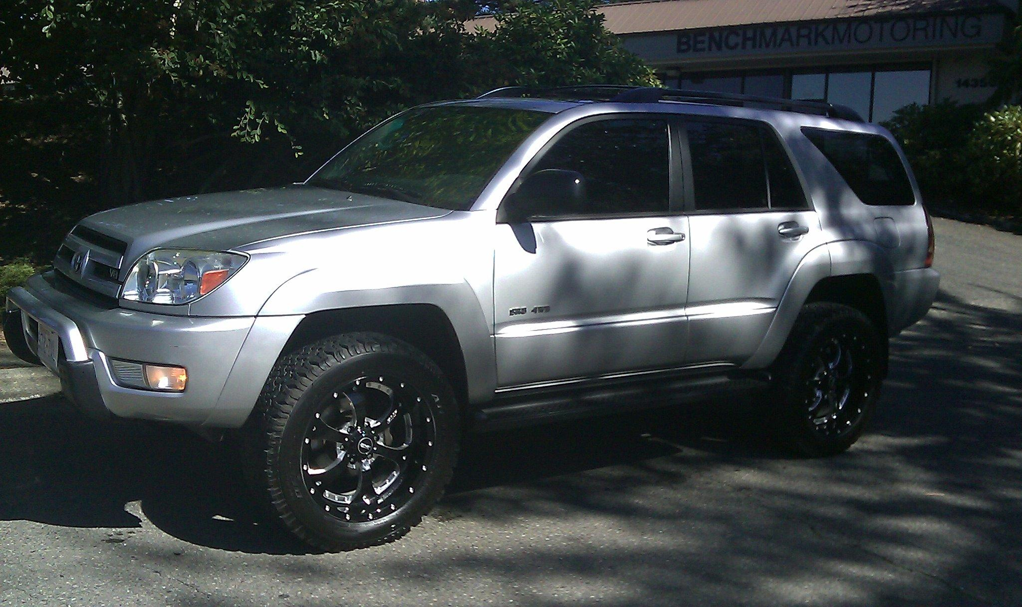 Another JustinKairis 2004 Toyota 4Runner post... - 14811906