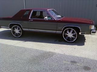 Another Mr_Dalkim 1983 Mercury Grand Marquis post... - 14812146