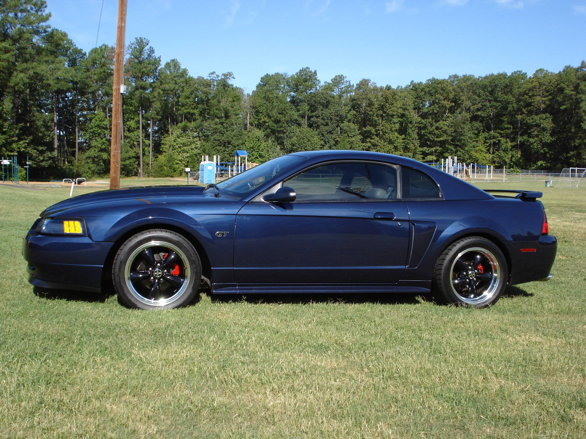 blowntrueblue 2001 ford mustanggt coupe 2d specs photos. Black Bedroom Furniture Sets. Home Design Ideas