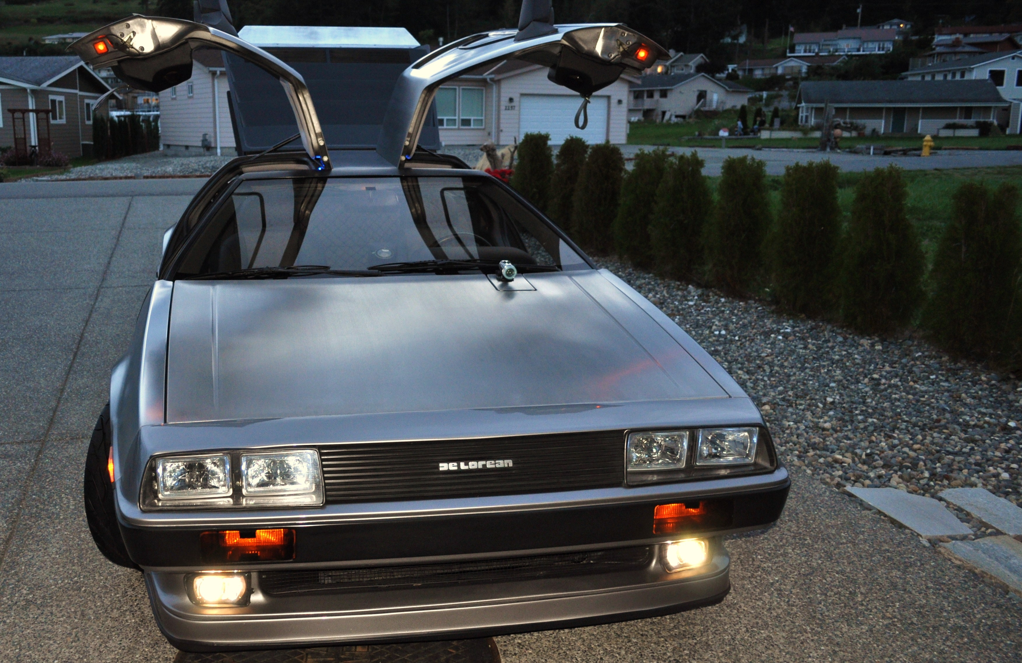 Delorean07 1981 DeLorean DMC-12 14812486