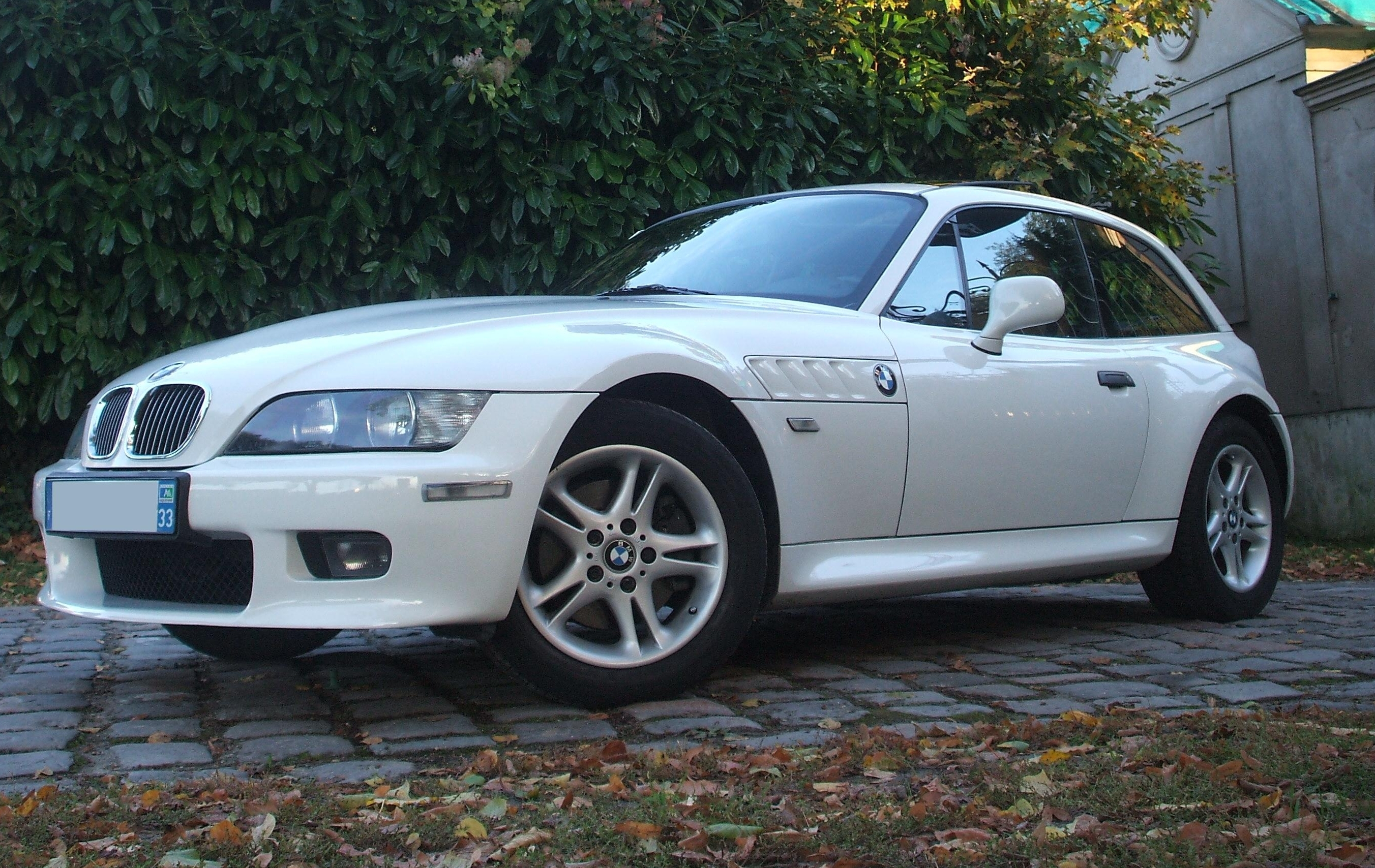 Mr2bulldog 2001 Bmw Z33 0i Coupe 2d Specs Photos