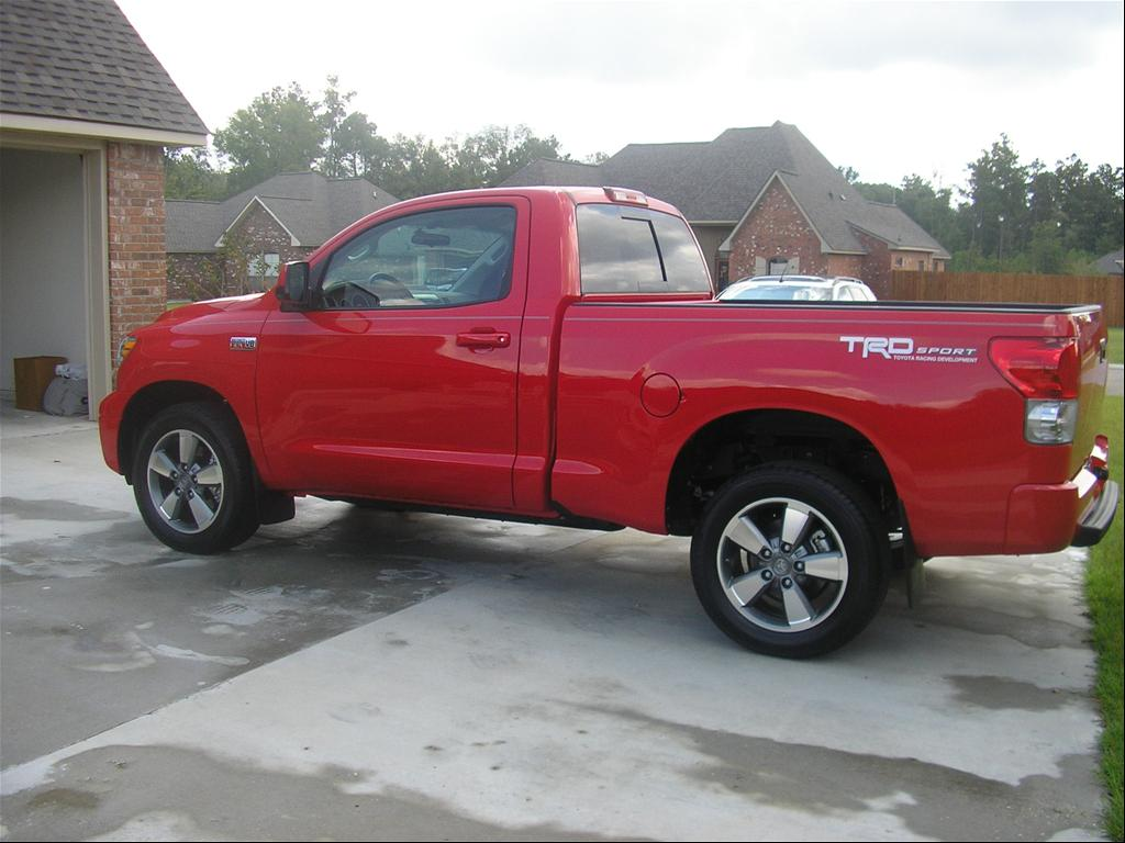 2009 Toyota tundra regular cab for sale