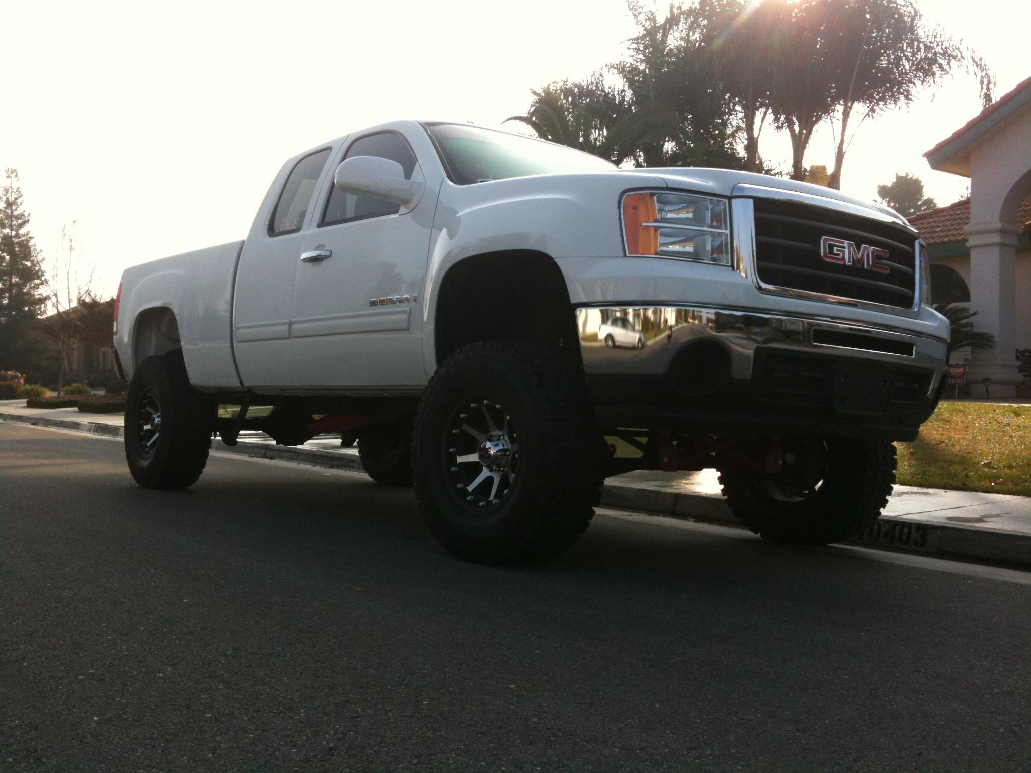 Another Tar-N 2009 GMC Sierra 1500 Extended Cab post... - 14813714