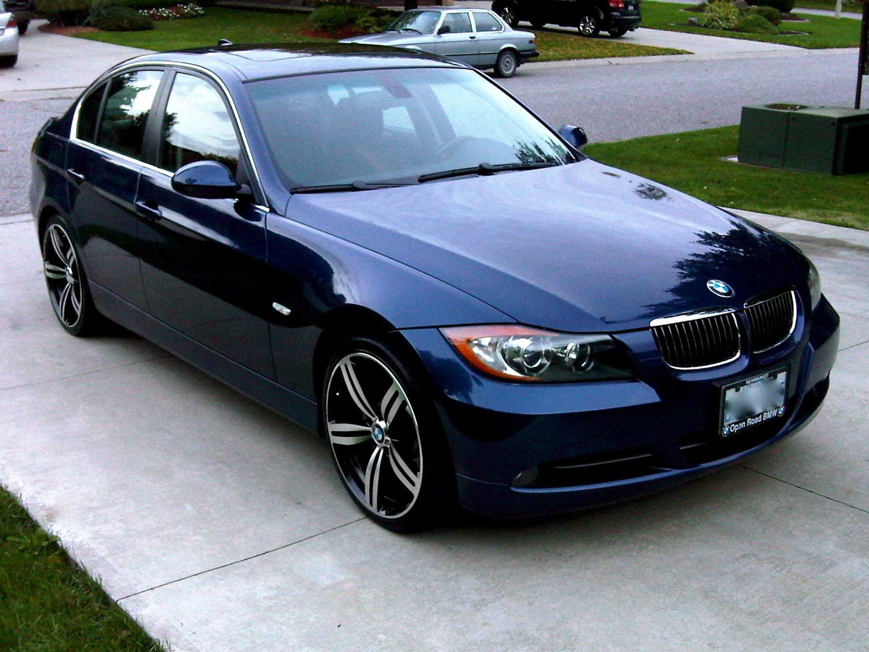 Kilsic 2006 BMW 3 Series330i Sedan 4D Specs, Photos, Modification ...