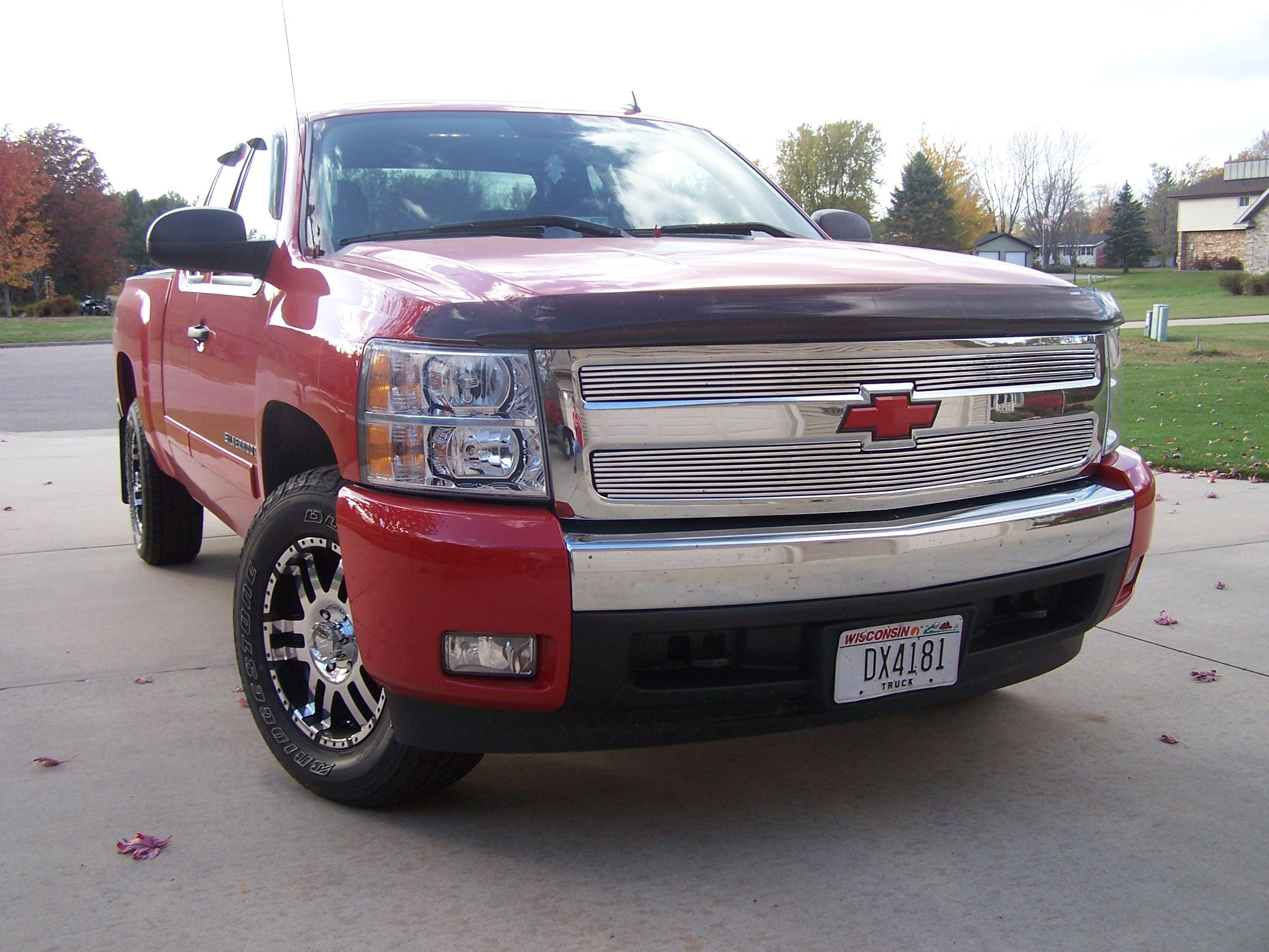 cale_racer91 2008 Chevrolet 1500 Extended Cab