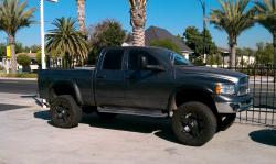 SoCalDaddy 2004 Dodge Ram 2500 Quad Cab