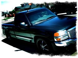 MikeBelieve22s 2004 GMC Sierra 1500 Regular Cab