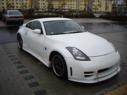 treash2152s 2003 Nissan 350Z