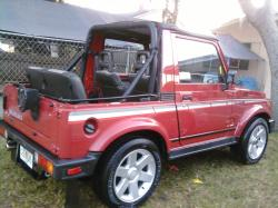 hondasws 1987 Suzuki Samurai