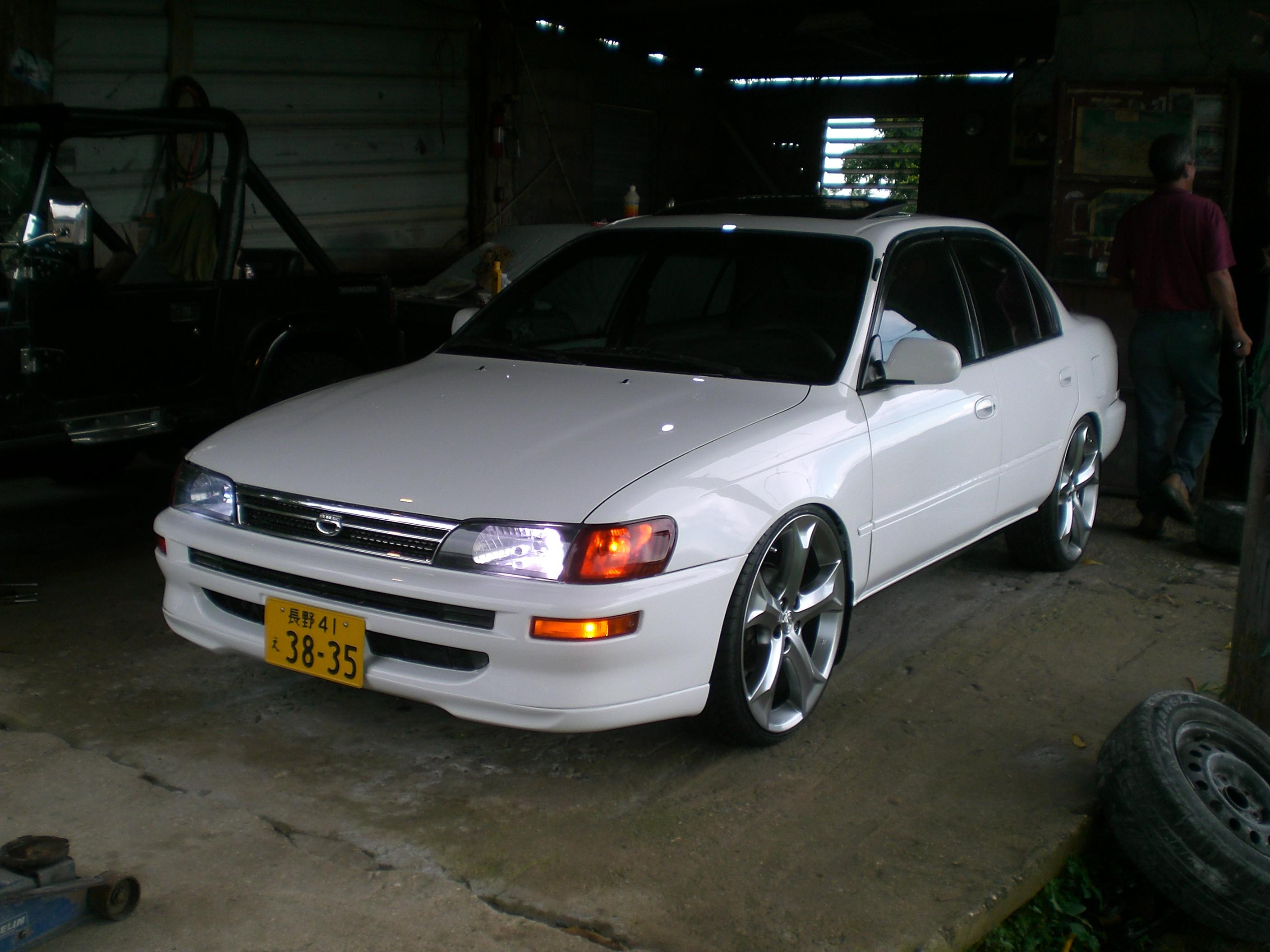 Another Carly_23 1997 Toyota Corolla post... - 14814940