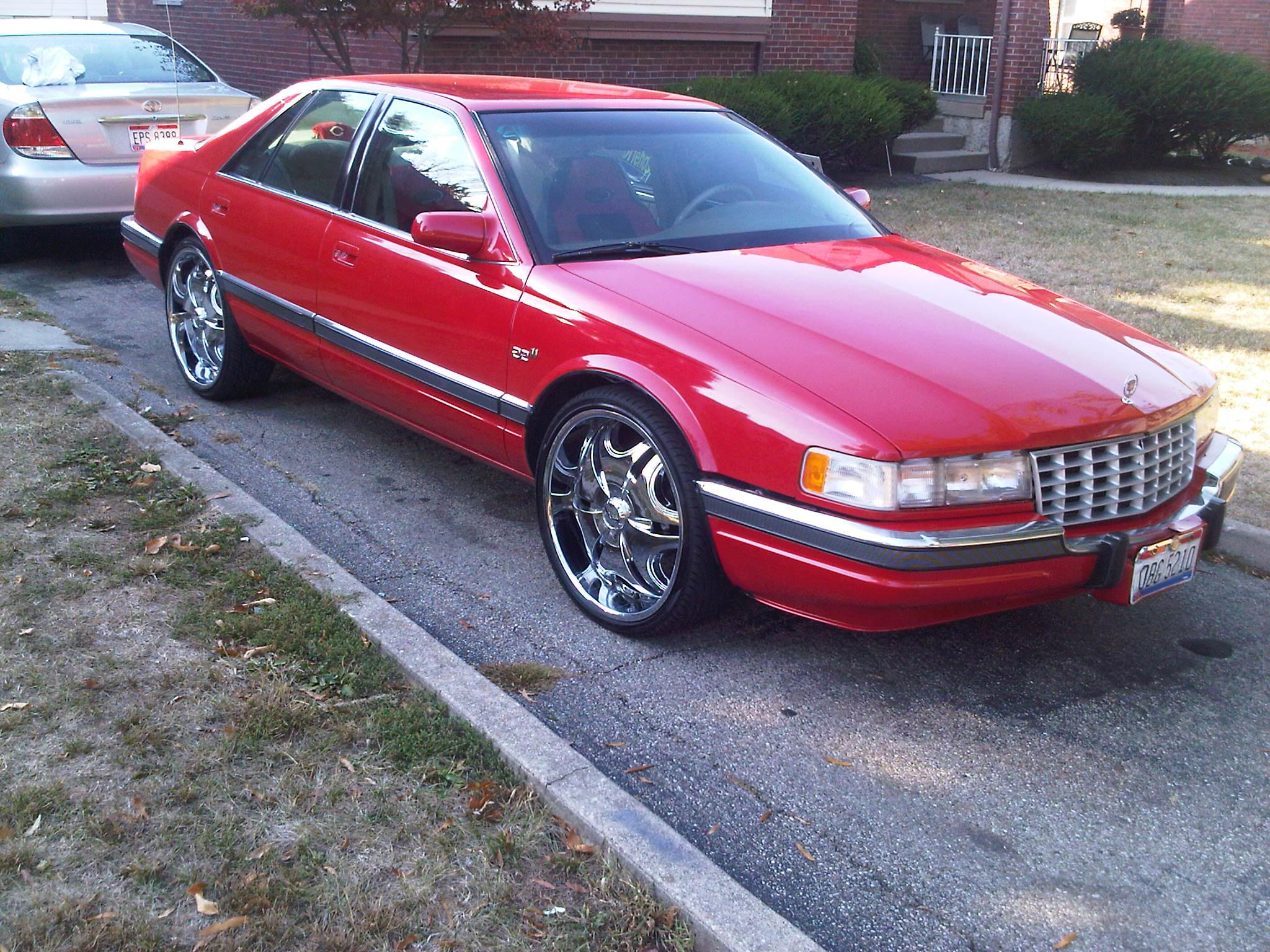 mysta513 1996 Cadillac SevilleSLS Sedan 4D Specs Photos