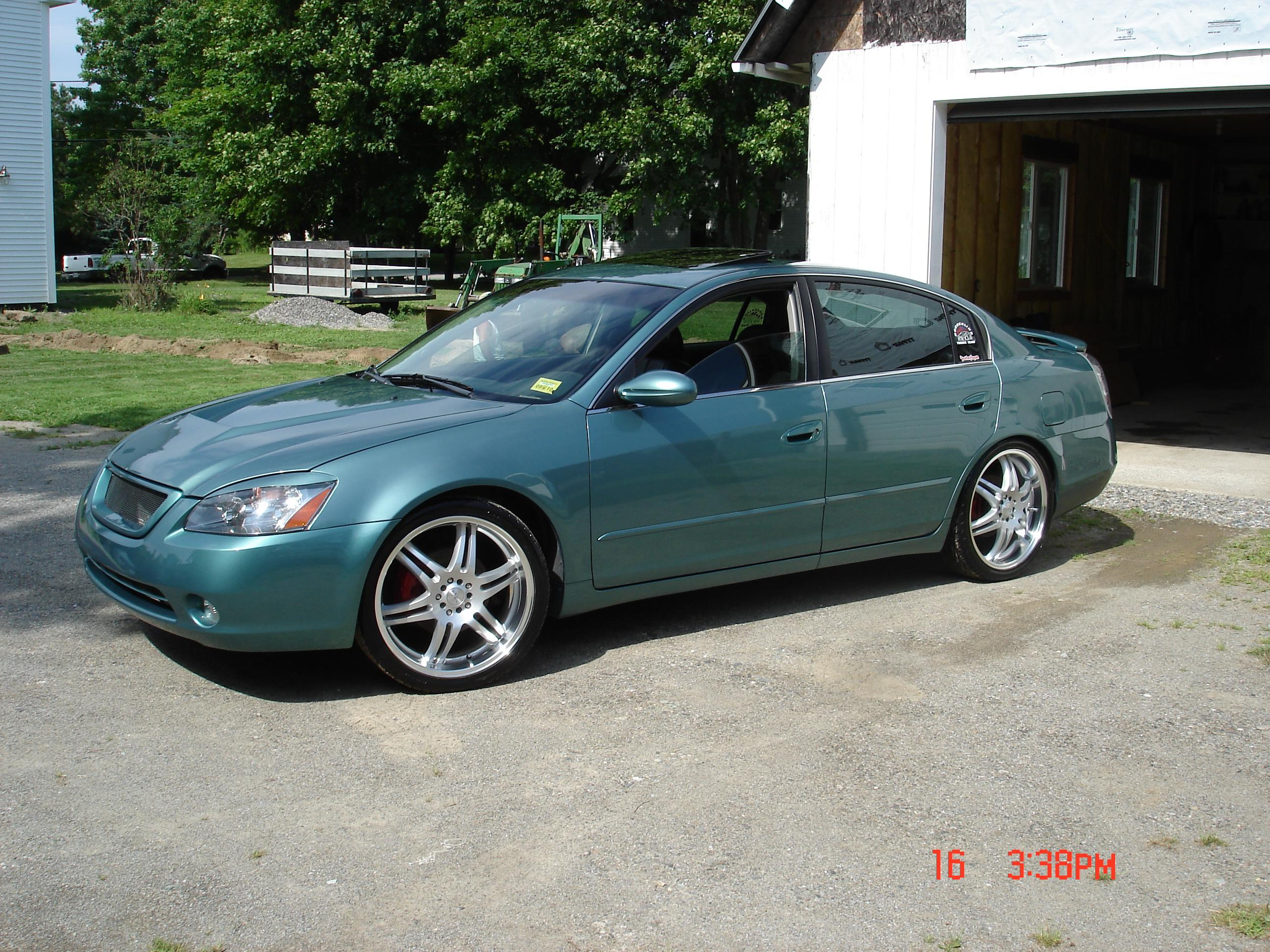 sidebrnz 39 s 2002 nissan altima 3 5 se sedan 4d in st david me. Black Bedroom Furniture Sets. Home Design Ideas
