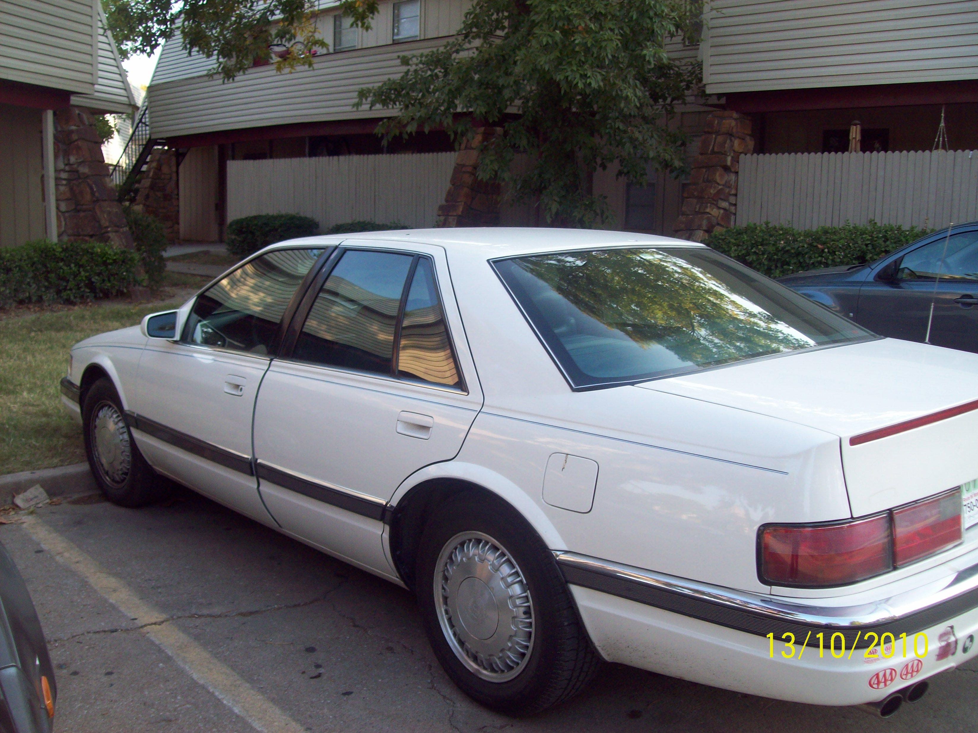 bamillac  cadillac sevillests touring sedan  specs  modification info  cardomain