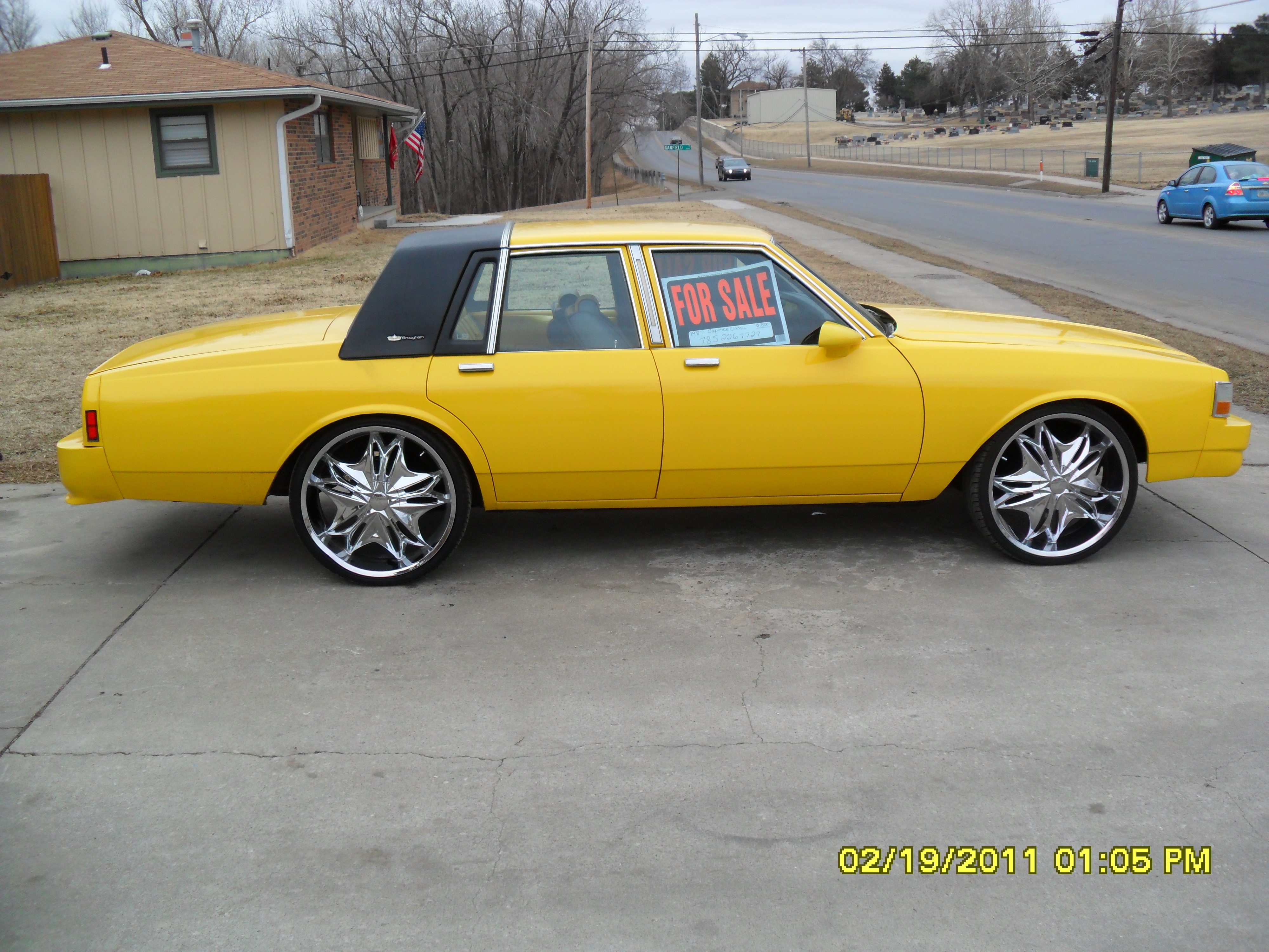 goldmouthboi 1987 Chevrolet Caprice Classic 14817156
