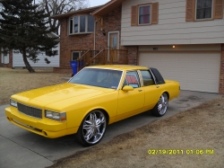 goldmouthbois 1987 Chevrolet Caprice Classic 