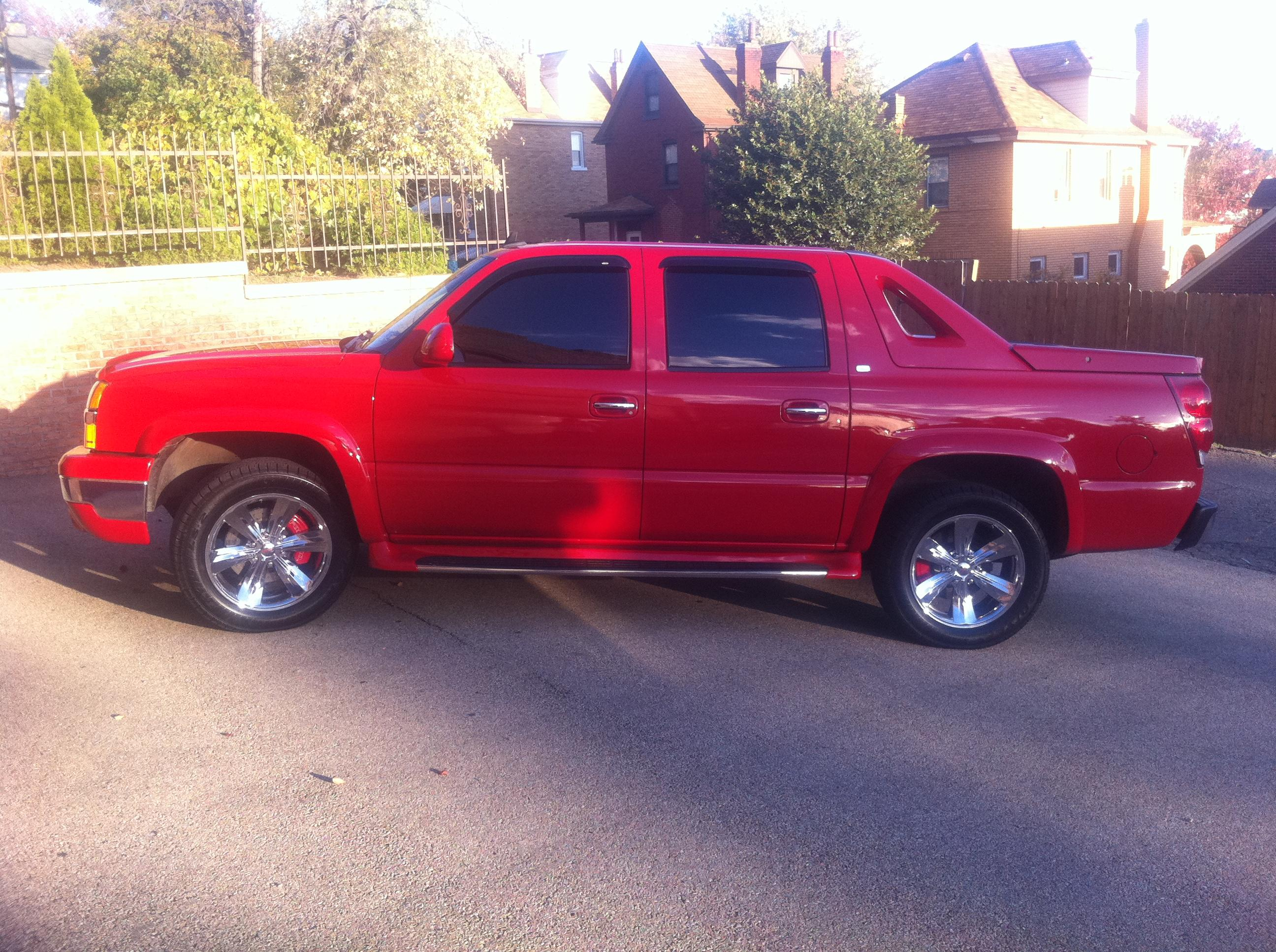 regencytruck 2006 Chevrolet Avalanche 14817339