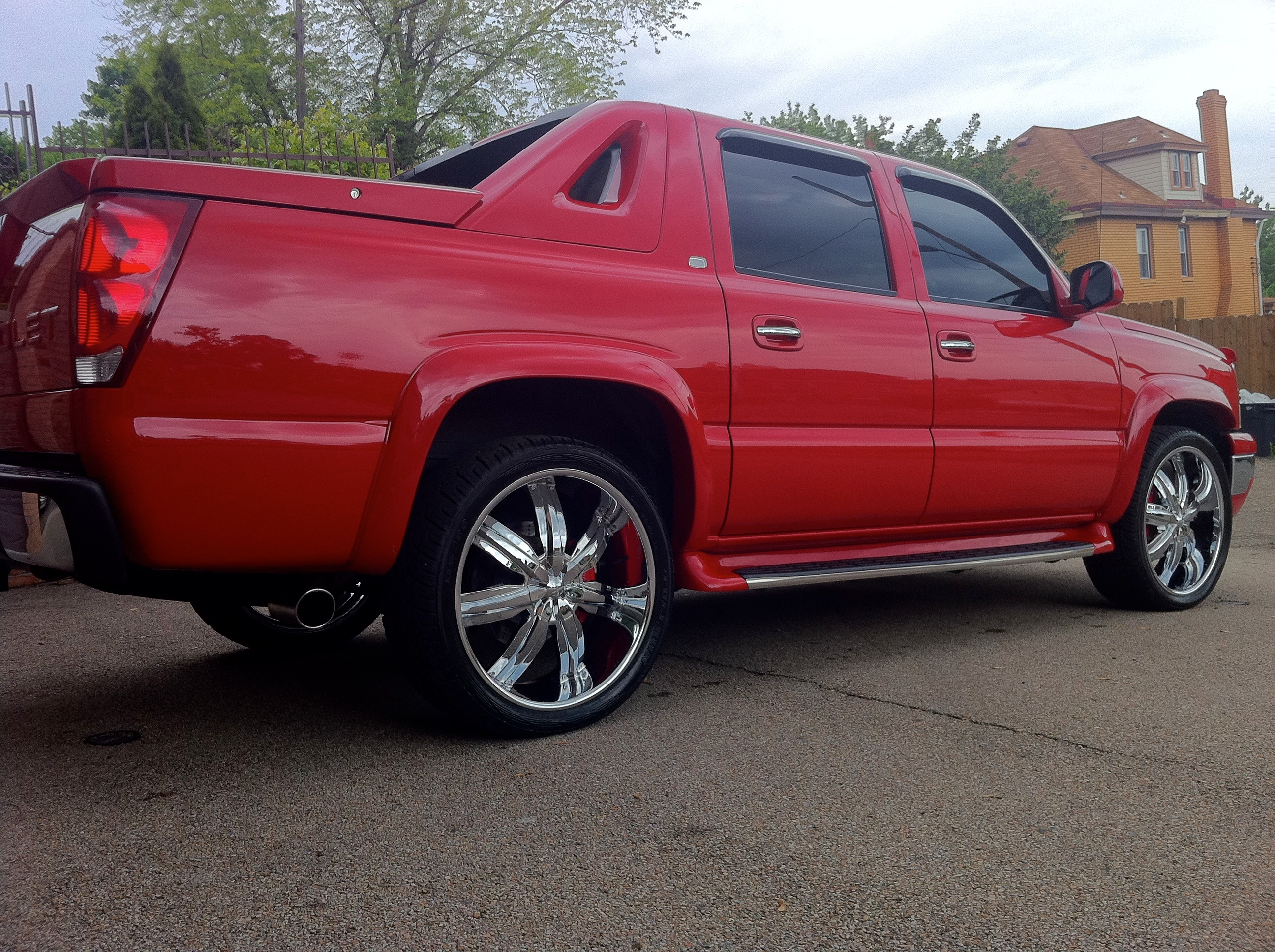regencytruck 2006 Chevrolet Avalanche 14817377