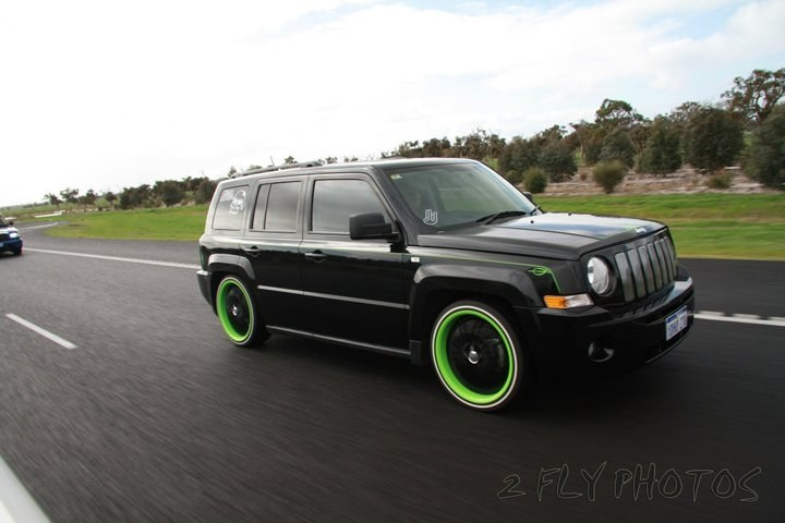 Jeep Patriot Trail Rated >> Patriot Of The Year 2012!!! - Jeep Patriot Forums