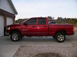 gmfreak206s 2006 Dodge Ram 2500 Quad Cab