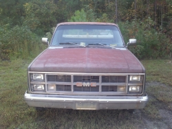 hondafreak41187s 1984 GMC Sierra (Classic) 1500 Regular Cab 