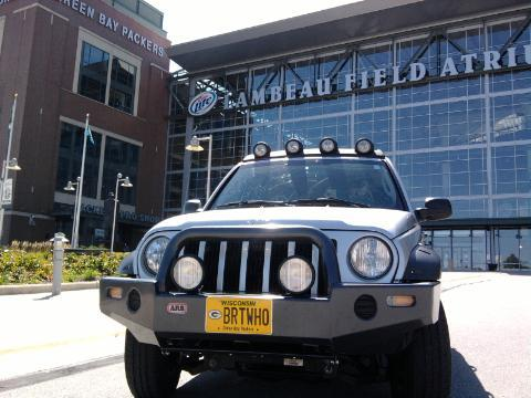 mjmarit's 2006 Jeep Liberty