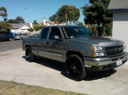 26silvy 2006 Chevrolet 1500 Extended Cab