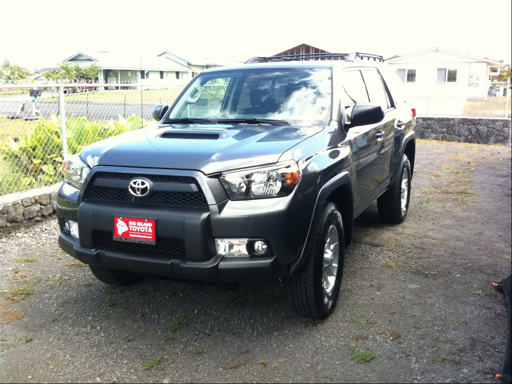 2011 toyota 4runner trail. Black Bedroom Furniture Sets. Home Design Ideas