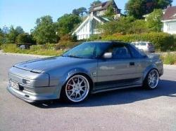 atached2girlss 1987 Toyota MR2