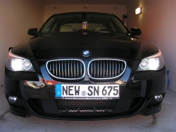 Elmerss 2008 BMW 5 Series