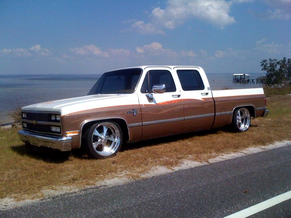 justpball 1987 chevrolet 2500 crew cab specs photos modification info at cardomain. Black Bedroom Furniture Sets. Home Design Ideas