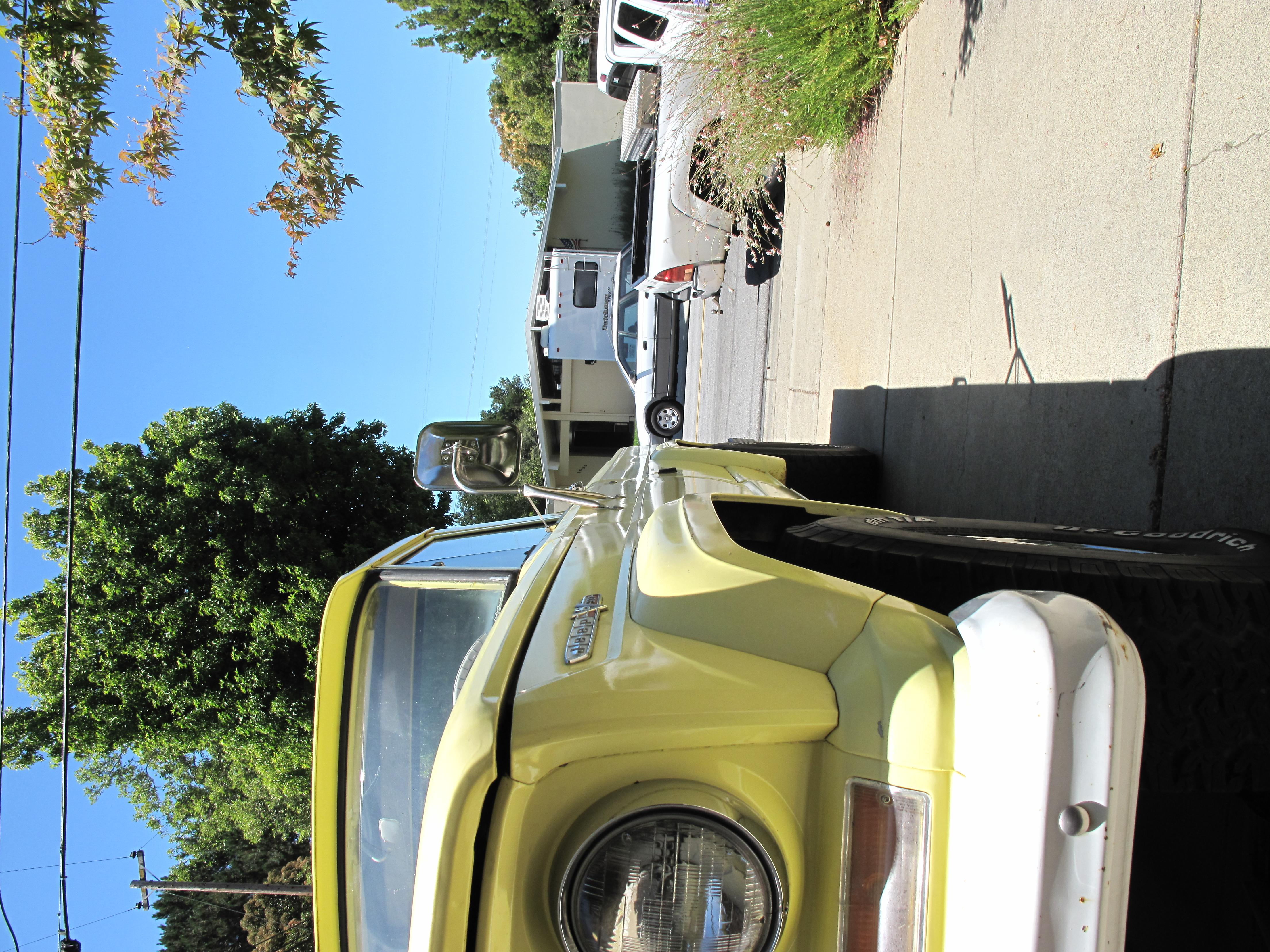 Another heavyhitter26 1967 Jeep Gladiator post... - 14819703