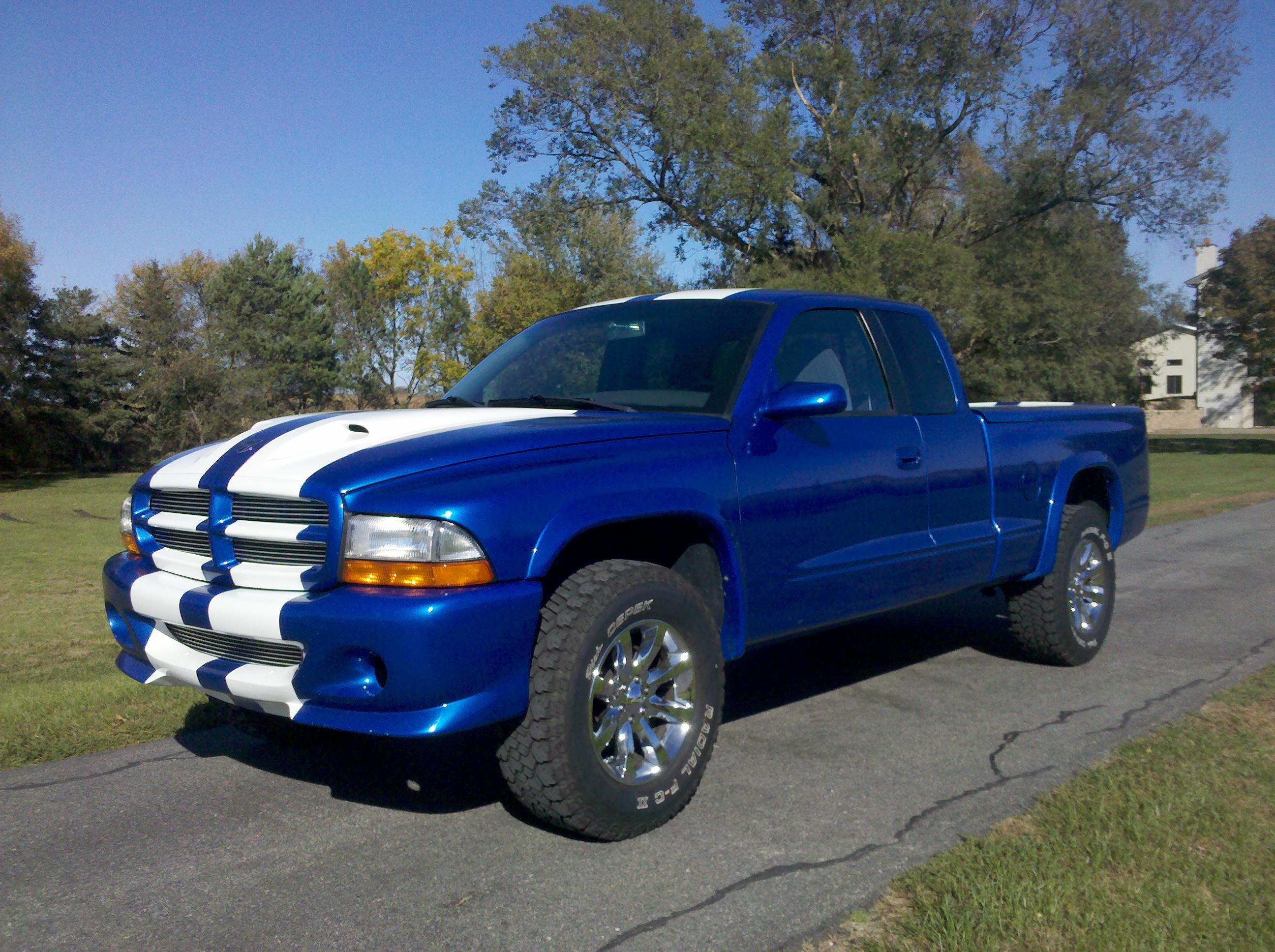 Kenny_Tho's 1997 Dodge Dakota Extended Cab