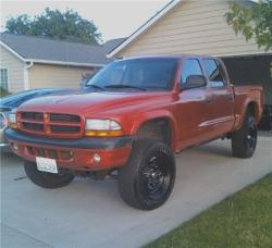 Brock1203 2002 Dodge Dakota Quad Cab