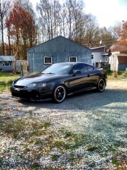 jovon1992s 2006 Hyundai Tiburon 