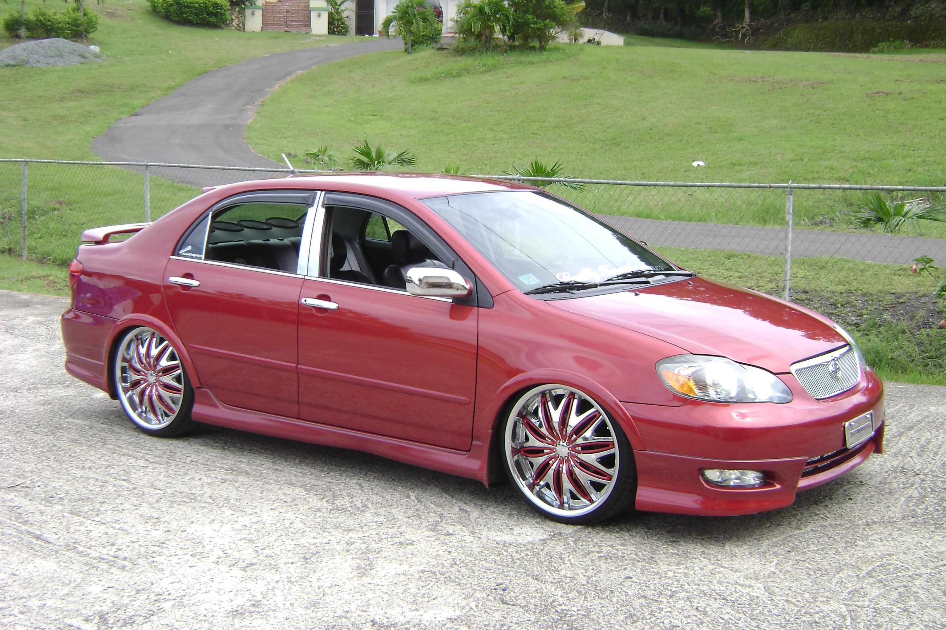 carlos 06 2006 toyota corollas sedan 4d specs photos modification info at cardomain. Black Bedroom Furniture Sets. Home Design Ideas