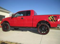 sNiPeR 2006 Ford F150 SuperCrew Cab