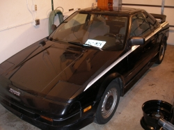 Spyider 1987 Toyota MR2 14821483