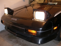 Spyiders 1987 Toyota MR2