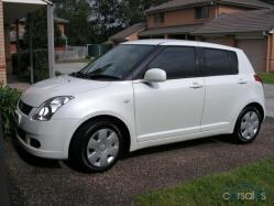 Wooohsaaahs 2007 Suzuki Swift