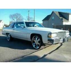 donconards 1983 Cadillac DeVille