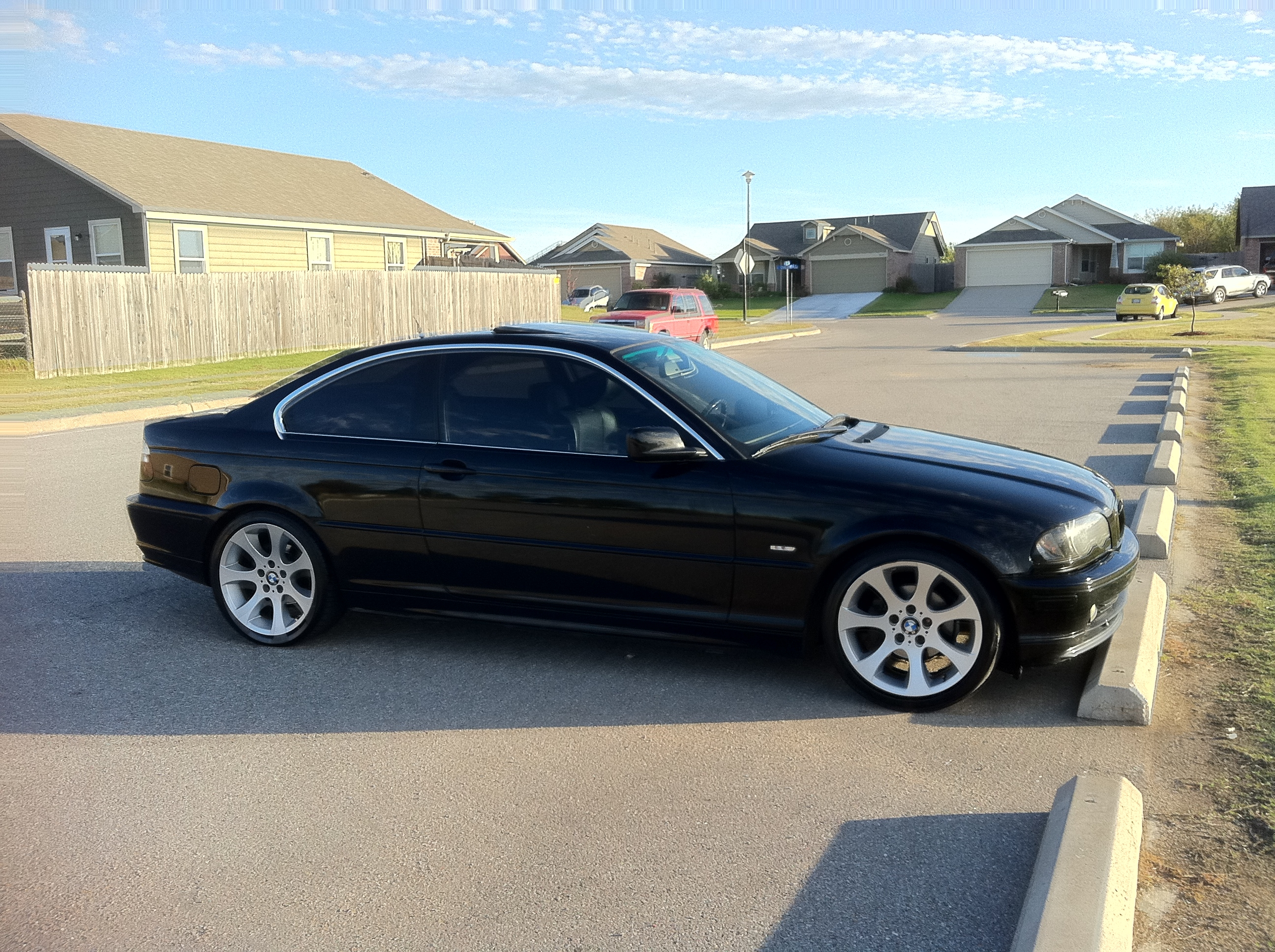 eric waltrip 2000 bmw 3 series323ci coupe 2d specs photos modification info at cardomain. Black Bedroom Furniture Sets. Home Design Ideas