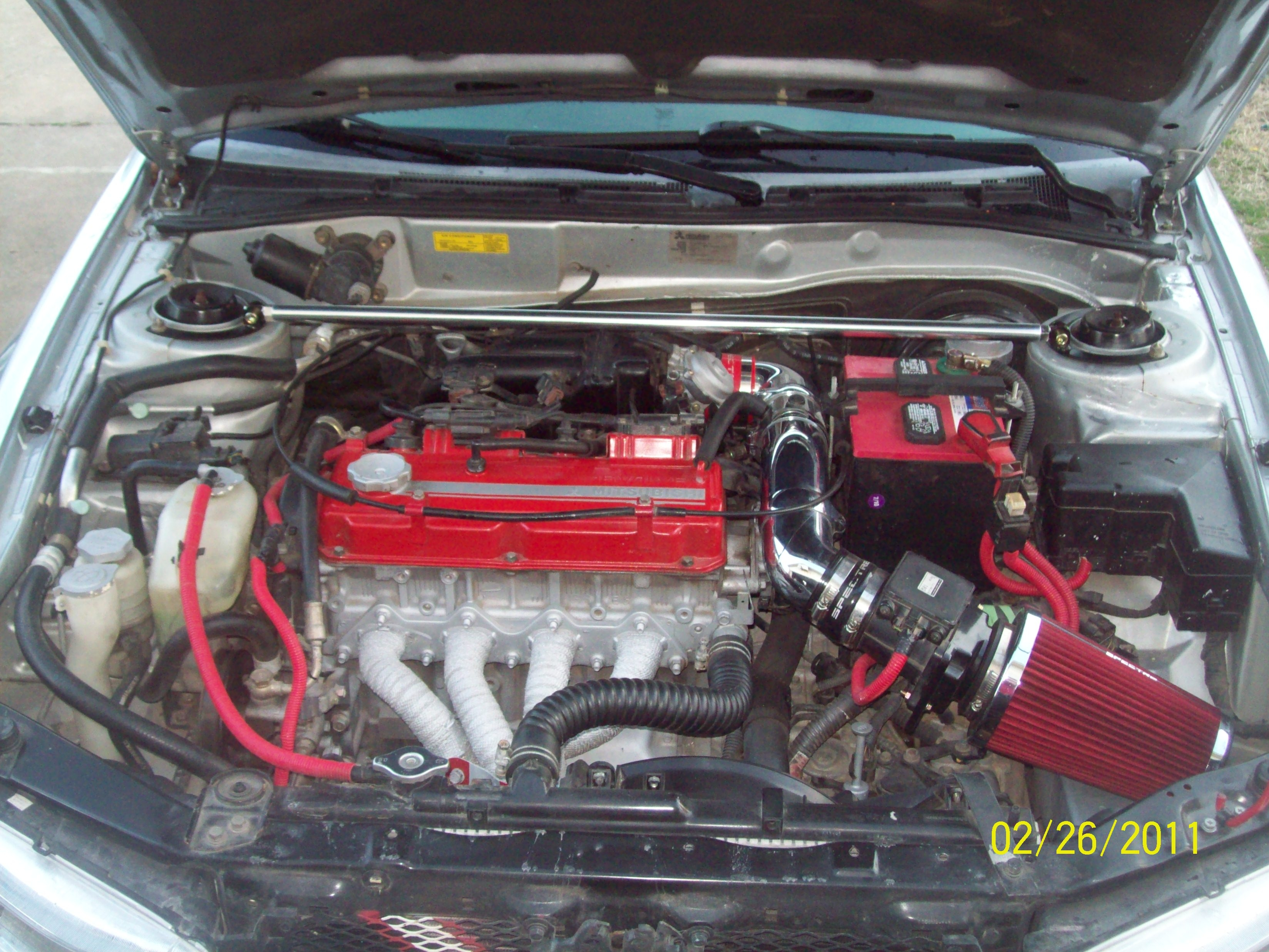 Another Bensart-glant 2000 Mitsubishi Galant post... - 14821837