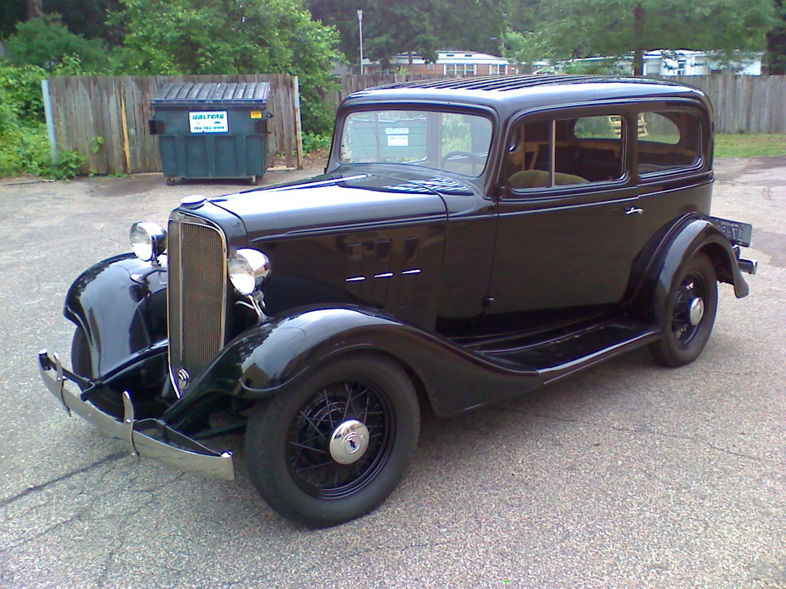 plyroadking 1930 Plymouth Deluxe's Photo Gallery at CarDomain