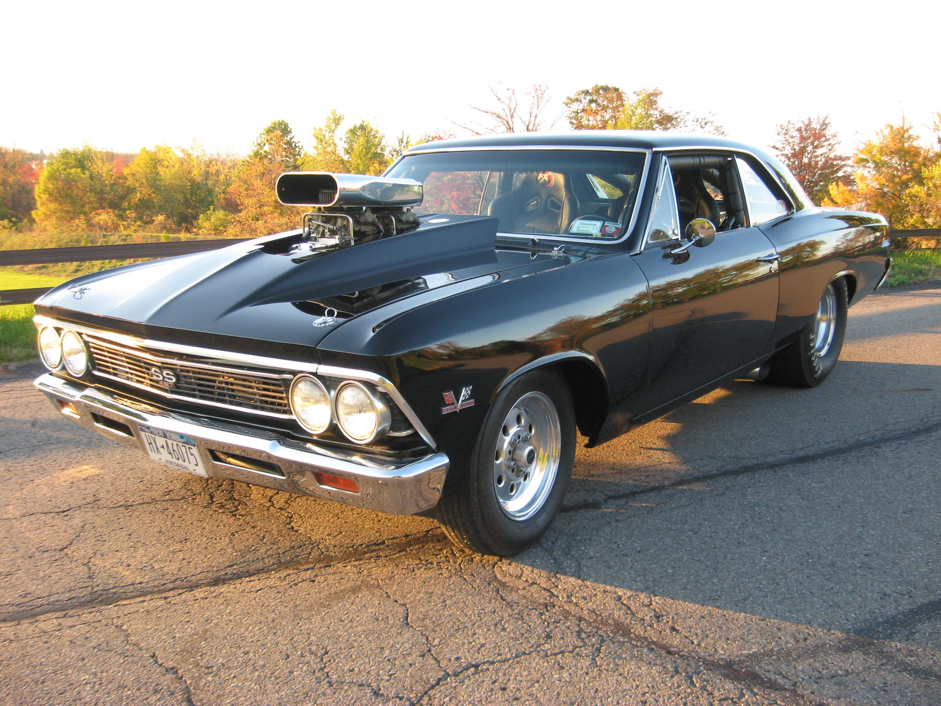 360chris 1966 Chevrolet Chevelle