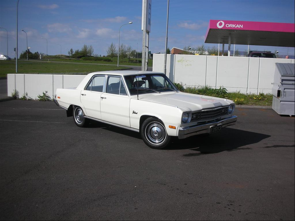1974 Plymouth Valiant