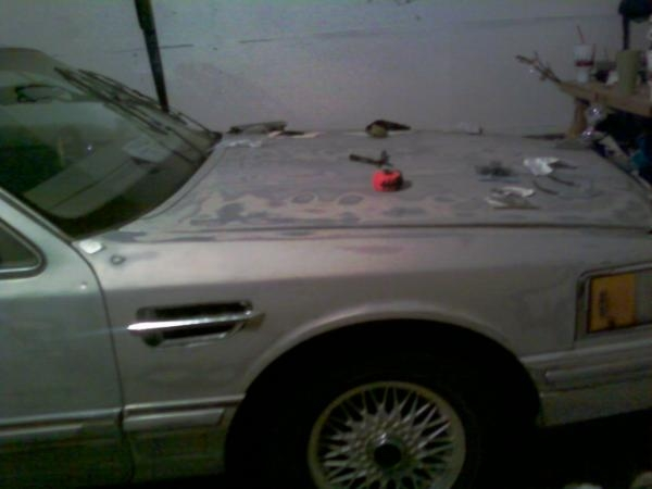 Another army_eric512 1992 Lincoln Town Car post... - 14822856