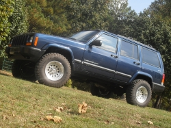 yeabuddys 2000 Jeep Cherokee