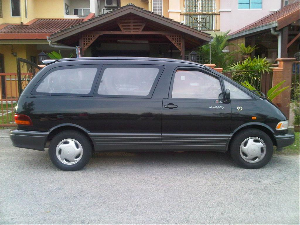 Toyota Previa Stuart Owned Mightybombjac Page