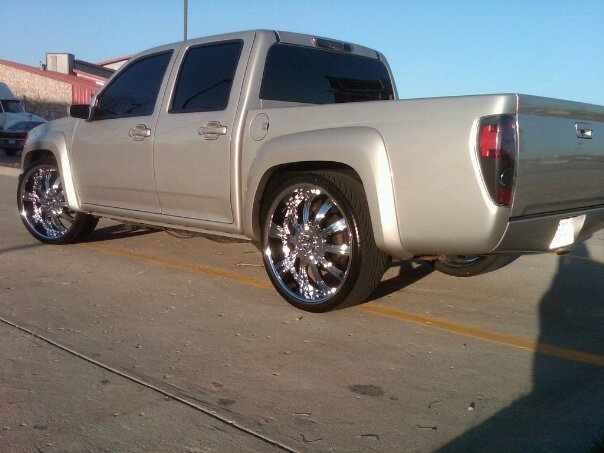 mikejones1987 2005 GMC Canyon Crew CabSLE Pickup 4D 5 ft Specs, Photos, Modification Info at ...