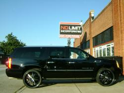 NOLIMITINC's 2008 Cadillac Escalade